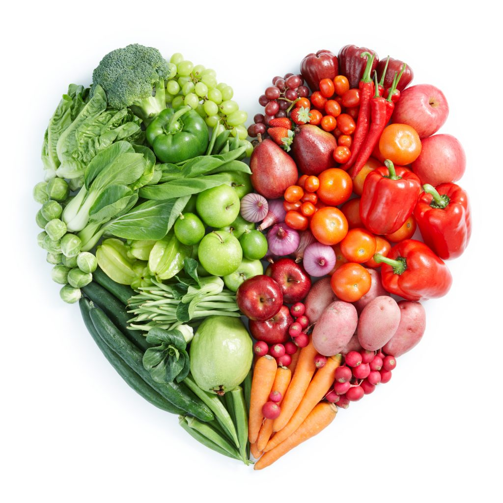 Green And Red Healthy Food - Medical Calibration Services
