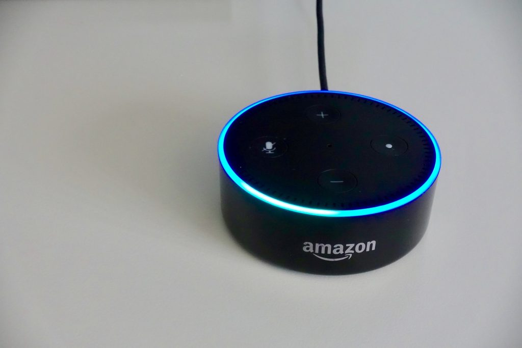 Orlando, Fl/usa-5/17/19: Amazon Alexa, Known As Alexa, Is A Virt